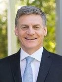 The Rt Hon Sir Bill English KNZM